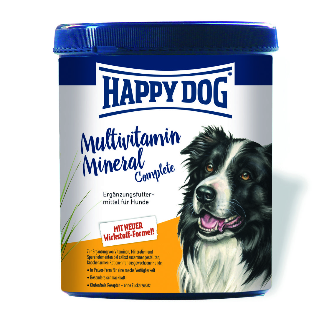 Витамины Happy Dog MultiVitamin Mineral Complete. Витамино-минеральный комплекс для собак