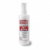 Отпугивающий спрей Nature's Miracle JFC Pet Block-Repellent Spray для кошек