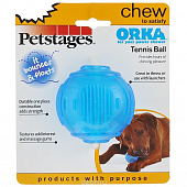 Игрушка Petstages ORKA Tennis Ball. Теннисный мяч для собак (6 см)