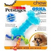 Игрушка Petstages ORKA. Mini-Косточка для собак малых пород (10 см)