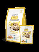 Корм Brit Care Cat Sunny Beautiful Hair для кошек уход за кожей и шерстью